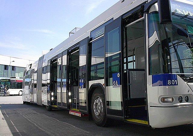 с 28 марта в Кирове установлено новое расписание городских автобусов