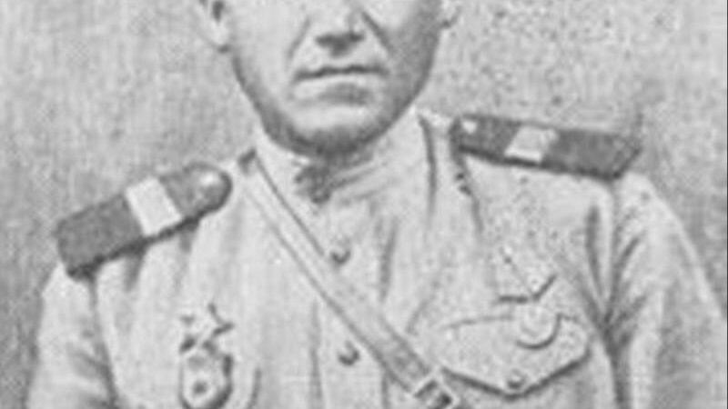 Гребенюк Евтей Моисеевич гвардии старший сержант Герой Советского Союза