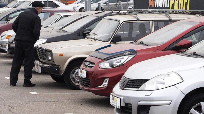 Россияне стали чаще покупать подержанные автомобили