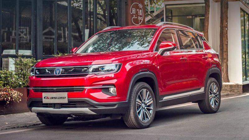 Продажи автомобилей Changan в России выросли в 5 раз