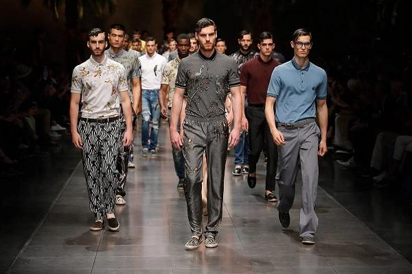 Основные тенденции мужской моды 2020