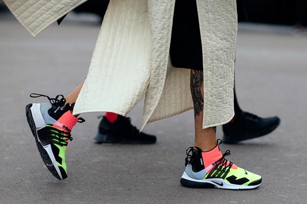 Спортивная обувь 2020: модные тренды