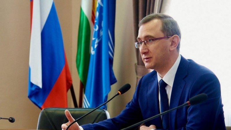 Владислав Шапша одним из первых подал документы на регистрацию кандидатом на пост губернатора Калужской области