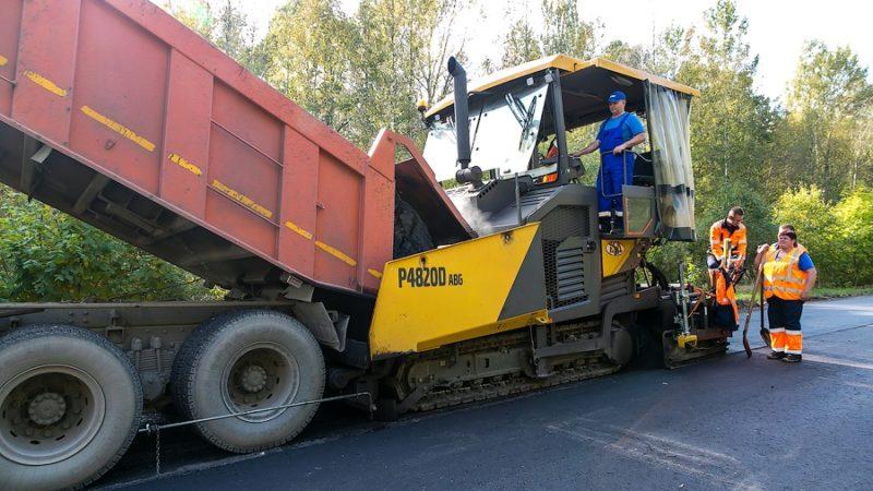 Всё начинается с дороги — 18 октября День работников дорожного хозяйства