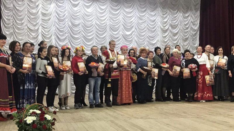 «Золотые» голоса родной Кировской земли