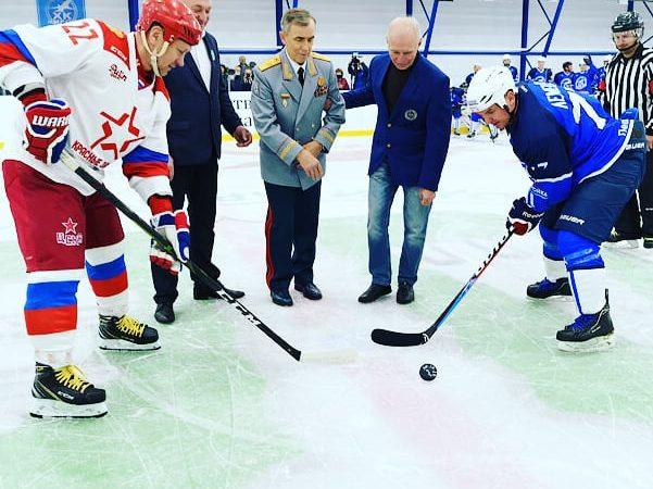 1 декабря — Всероссийский день хоккея