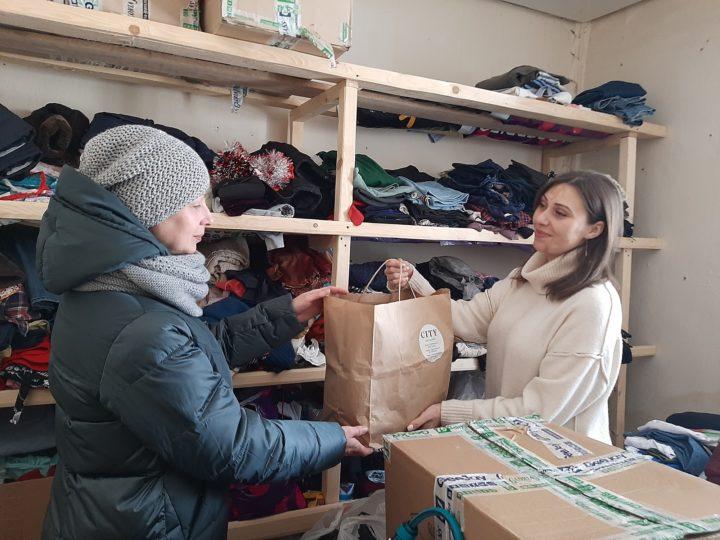 Благотворительность – ключ к счастью