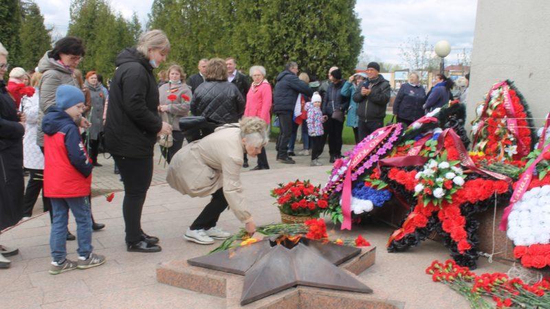 Кировчане в День Победы