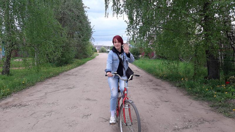 Мы друзья — велосипед и я!