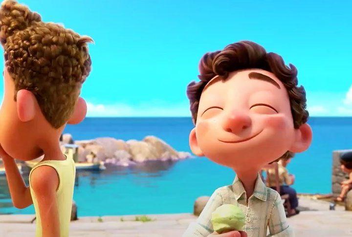 Мультфильм Лука от Pixar и Disney