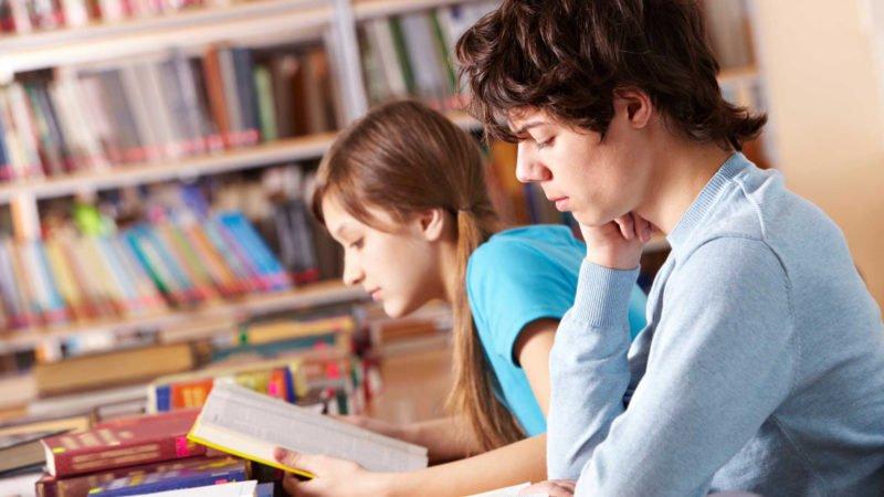 Достаньте список литературы и вспомните о школе