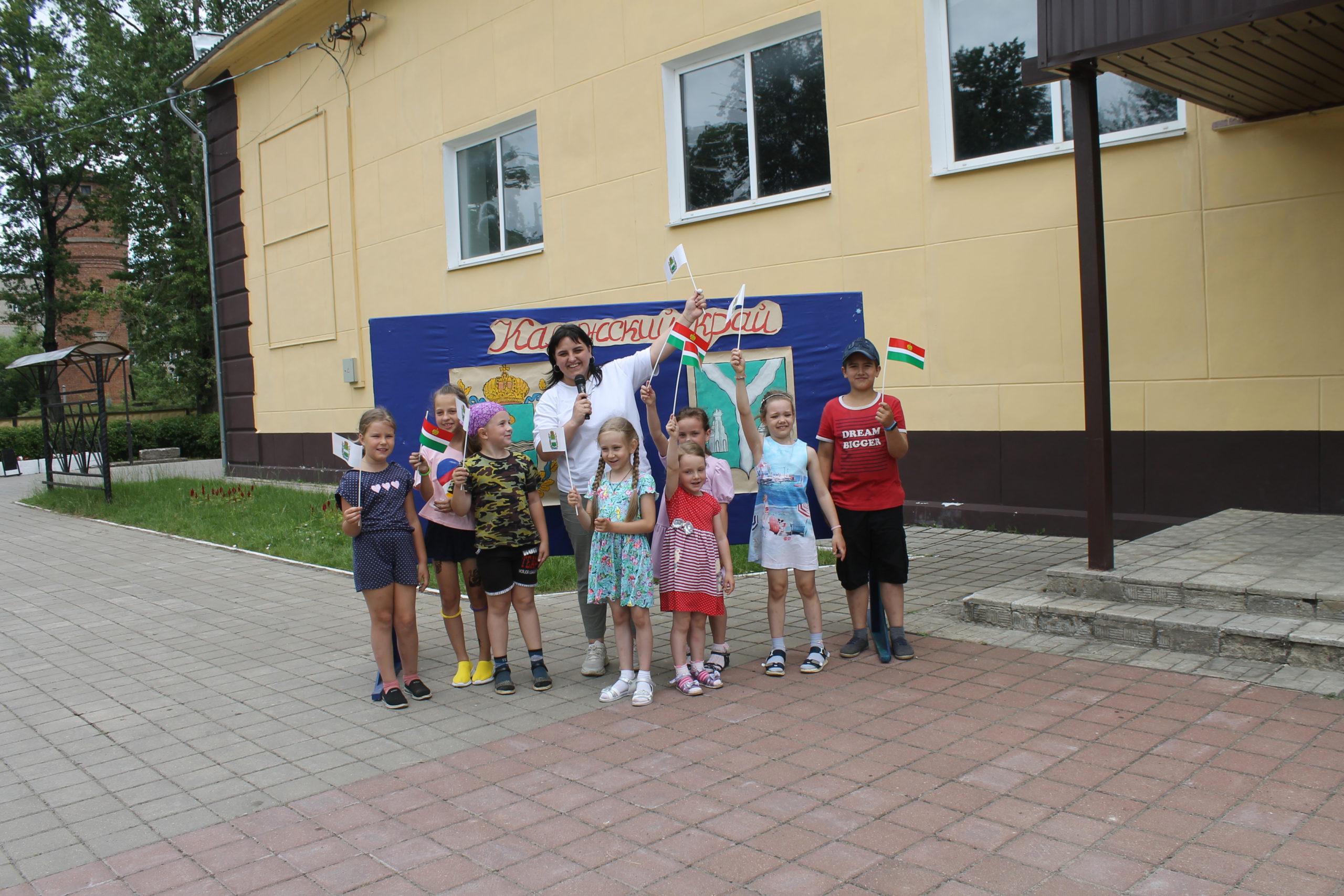 Калужский край – мой дом родной