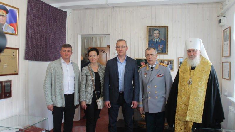 Дом-музей генерала открыт