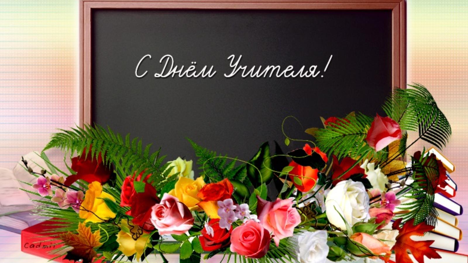 Дорогие  учителя  и ветераны педагогического  труда!
